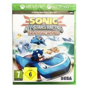 Sonic And All Stars Racing Transformed Xbox One imagine
