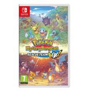 Pokemon Mystery Dungeon Rescue Team Dx Nintendo Switch imagine