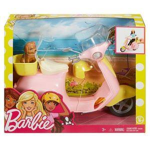 Scooter de jucarie Barbie FRP56 imagine
