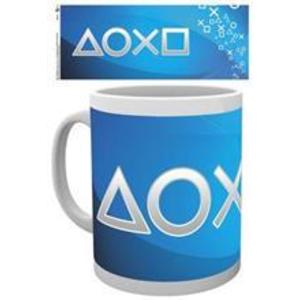 Cana Playstation Silver Buttons Mug imagine