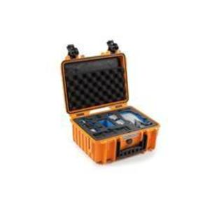 B&W Case Type 3000 For Dj Mavic Air 2 Orange imagine