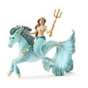 Schleich Sirena Eyela Pe Cal Subacvatic imagine
