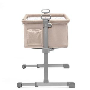 Patut Co-Sleeper 2 in 1 Neste Beige imagine