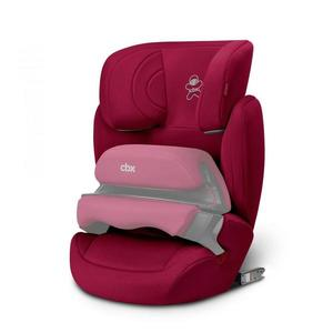 Scaun auto cu isofix 9-36 kg Cybex Aura Red imagine