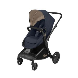 Carucior transformabil 2 in 1 Cybex Bimisi Flex Blue imagine