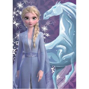 Paturica copii Frozen 2 Elsa SunCity imagine