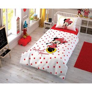 Lenjerie de pat Tac Disney Minnie Mouse Canlandir imagine