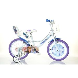 Bicicleta copii Frozen 16 inch imagine