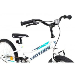 Bicicleta Copii Venture 2011 Alb 20 Inch imagine