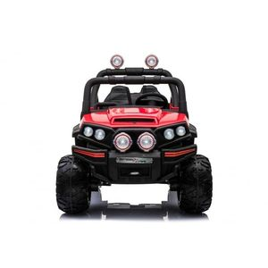 Masinuta electrica 12V cu 2 locuri Nichiduta Speed Car UTV 4x4 Red imagine