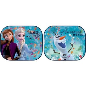 Set 2 parasolare Frozen 2 Olaf, Ana si Elsa Disney CZ10246 imagine