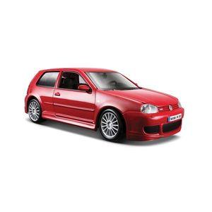 Masinuta Maisto Volkswagen Golf R32 1: 24, Rosu imagine