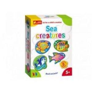 Set Creativ Modelare Ranok 8 Magneti Animale Marine imagine