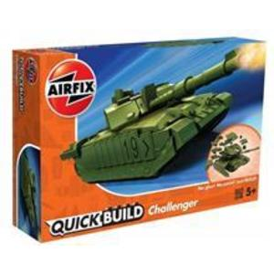 Kit Constructie Airfix Quick Build Challenger Tank imagine
