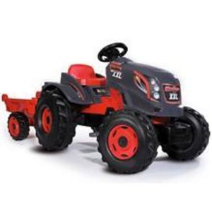 Tractor Cu Pedale Si Remorca Smoby Stronger Xxl imagine