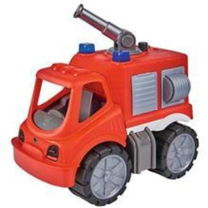 Masina De Pompieri Big Power Worker Fire Fighter Car imagine