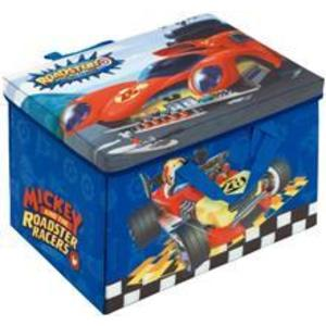 Cutie Pentru Depozitare Jucarii Transformabila Mickey Mouse And The Roadster Racers imagine