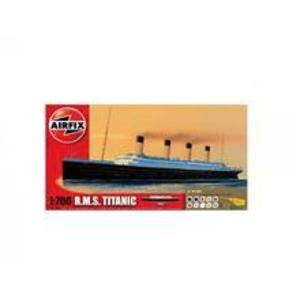Kit Constructie Airfix Nava De Croaziera R.M.S. Titanic Gift Set 1: 700 imagine