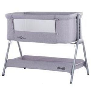 Patut Co-Sleeper Chipolino Sweet Dreams Grey imagine