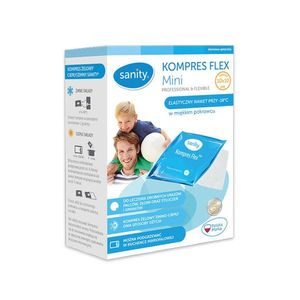 Compresa medicala Sanity Mini Flex 10 x 10 cm imagine