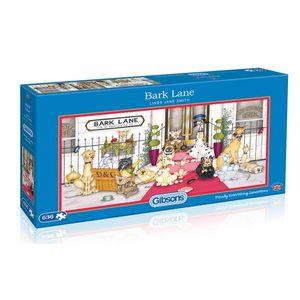 Puzzle 636 piese - Catei din Strada Bark imagine