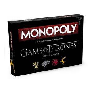 Monopoly - Game of Thrones (RO) imagine