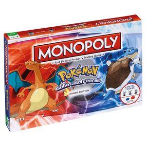 Monopoly - Pokemon (EN) imagine