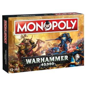 Monopoly - Warhammer 40k (EN) imagine