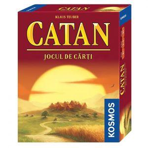 Catan - Jocul rapid de carti (RO) imagine