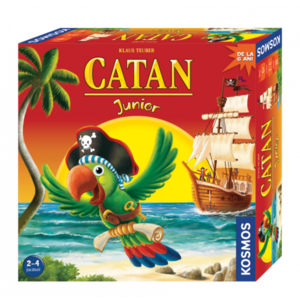 Catan Junior - joc pentru copii (RO) imagine