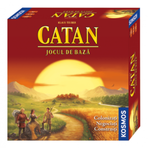 Catan - Jocul de baza (RO) imagine