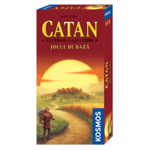 Catan - Extensie 5-6 jucatori (RO) imagine