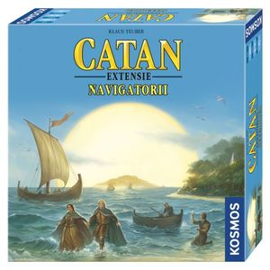 Catan - Extensie Navigatorii 3-4 (RO) imagine