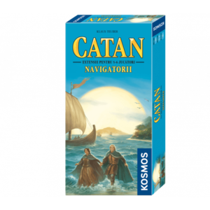 Catan - Extensie Navigatorii 5-6 (RO) imagine