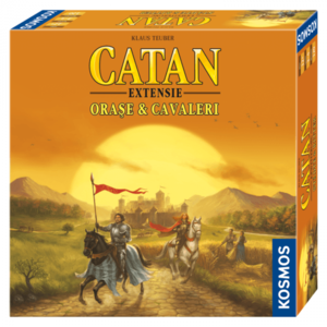 Catan Jocul de baza (RO) imagine