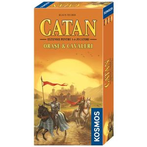 Catan - Extensie Orase Cavaleri 5-6 (RO) imagine