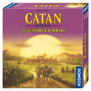 Catan - Extensie Negustori Barbari 2-4 (RO) imagine