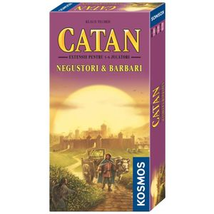 Catan - Extensie Negustori Barbari 5-6 (RO) imagine