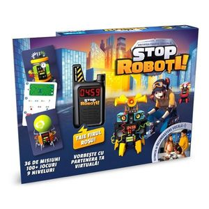 Joc interactiv Noriel Games, Stop Roboti! imagine