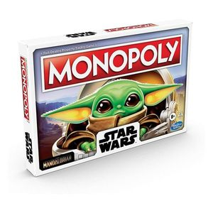 Joc Monopoly Star Wars The Mandalorian The Child (Baby Yoda) imagine