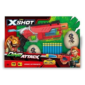 Blaster X-Shot Dino Attack Hunter, 16 proiectile imagine