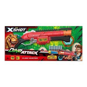Blaster X-Shot Dino Attack Claw Hunter, 24 proiectile imagine