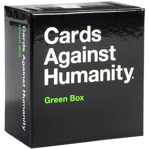 Cards Against Humanity - Extensia Green Box (EN) imagine