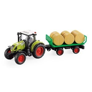 Tractor cu transport de baloturi Cool Machines imagine