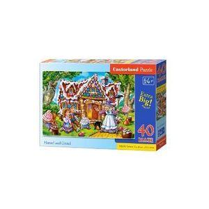 Puzzle 40 Maxi - Hansel and Gretel imagine