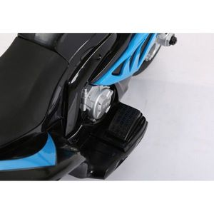 Motocicleta electrica 6V BMW S1000R albastru imagine