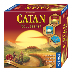 Catan - Editie aniversara 25 ani (RO) imagine