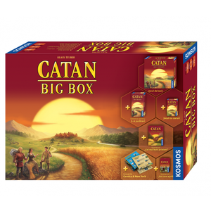 Joc de societate Catan - jocul de baza imagine