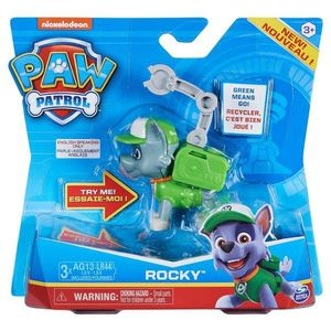 Figurina Paw Patrol, Rocky 20126940 imagine