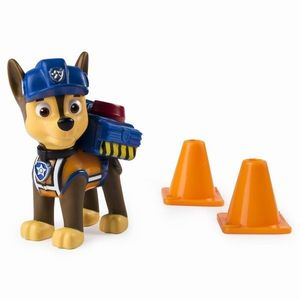 Figurina Paw Patrol Construction, Chase, 20106594 imagine